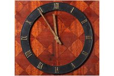 Free Dusty Vintage Clock Stock Photos - 9064463