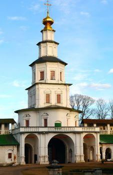 Free New Jerusalem Monastery Royalty Free Stock Photography - 9065027