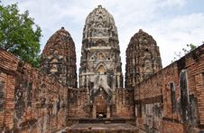 Free Sukhothai Historical Park, Thailand Royalty Free Stock Photography - 9065387