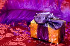 Free Gift Box Royalty Free Stock Image - 9065546