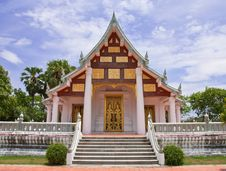 Free Thai Style Architecture Royalty Free Stock Images - 9066139
