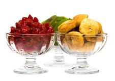Free Cherry, Fig And Kiwi Royalty Free Stock Photo - 9066505