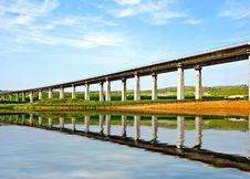 Free Bridge Royalty Free Stock Photo - 9066825