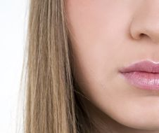 Free Lips Royalty Free Stock Image - 9067926