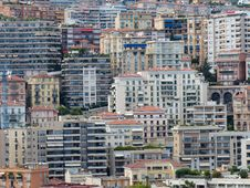 Free Apartment Buildings Royalty Free Stock Image - 90613396