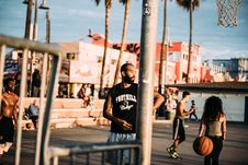 Free Basketball Court Royalty Free Stock Images - 90613749