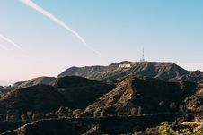 Free Hollywood Hills Royalty Free Stock Images - 90614169