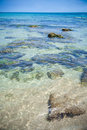 Free Clean Sea Royalty Free Stock Image - 9075516