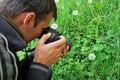 Free Nature Photographer Royalty Free Stock Photos - 9077698