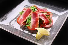 Free Raw Tuna Stock Photos - 9070483