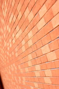 Free Bricks In The Wall Royalty Free Stock Photography - 9070717