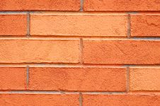 Bricks In The Wall Royalty Free Stock Photography