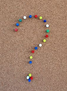Free Question Mark Stock Image - 9072921