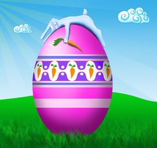 Free Easter Bunny Royalty Free Stock Images - 9074029