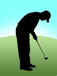 Free Golfer Stock Images - 9074264