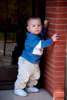 Free Baby Fashion Royalty Free Stock Images - 9075429