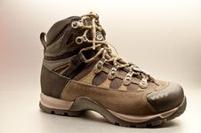 Free All Terrain Sports Shoe Royalty Free Stock Images - 9075939