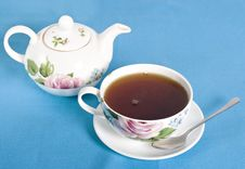 Free Morning Tea Stock Images - 9076154