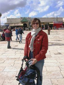 Free Tourist In Morocco Royalty Free Stock Photos - 9077168