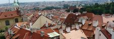 Free Red Rooftops Of Prague Royalty Free Stock Photo - 9078525