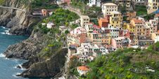 Free Riomaggiore Royalty Free Stock Photos - 9078928