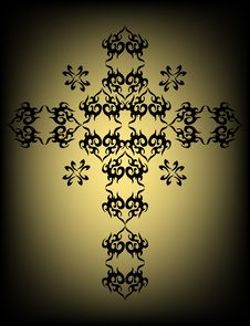 Free Cross-tattoo Stock Images - 9079204