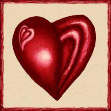 Free Heart To Heart Royalty Free Stock Photo - 9079695