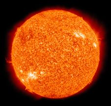 Free Sun, Astronomical Object, Orange, Atmosphere Stock Images - 90798924
