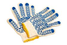 Free Fabric Protective Gloves Stock Images - 9080894