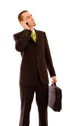 Free Businessman Stock Image - 9081041