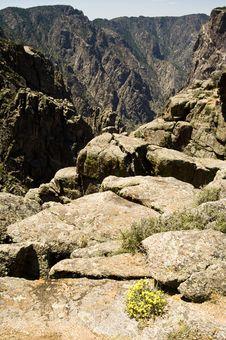 Free Gunnison Canyon Royalty Free Stock Photos - 9082928