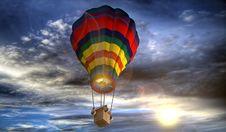 Free Hot Air Balloon, Sky, Hot Air Ballooning, Cloud Stock Photos - 90930293