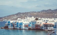 Free Mykonos, Greece Stock Images - 90997244