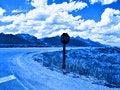 Free Teton Blues Royalty Free Stock Images - 916679