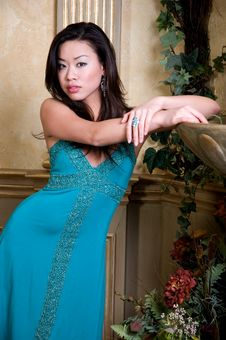 Free Asian Girl Stock Image - 910171
