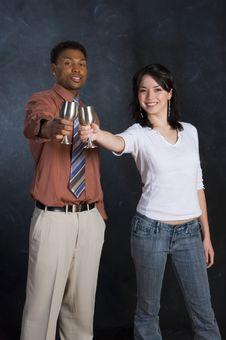 Free Drinks Royalty Free Stock Image - 910236
