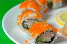 Free Sushi Rolls Stock Images - 910374