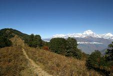 Himalaya Royalty Free Stock Photos