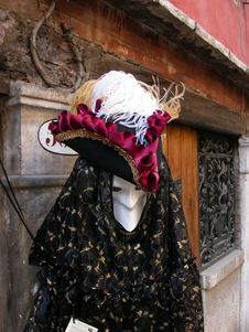 Free Venetian Mask Stock Photos - 912013