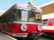 Free Suburban Trains Stock Photo - 912850