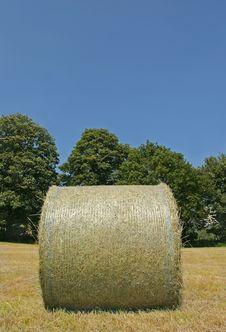 Free Wrapped Hay Bale Stock Images - 912884