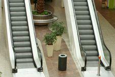 Free Living In Escalators Stock Photos - 913673