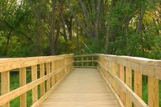 Free Wooden Path Stock Images - 913874