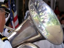 Free Tuba Royalty Free Stock Image - 913896