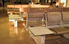 Free Airport Lounge Royalty Free Stock Photos - 914308