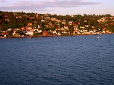 Free Oslofjord Stock Photo - 915100