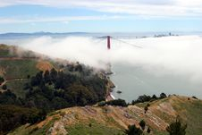 Free Golden Gate Stock Image - 915211
