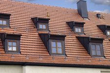 Free Roof Stock Image - 915311