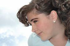 Free Woman Portrait Stock Photos - 915413