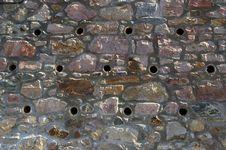 Free Harbor Wall Stock Image - 916671